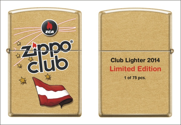 ippo Club Austria  -  Club Lighter Set 2014 - Lighter 2