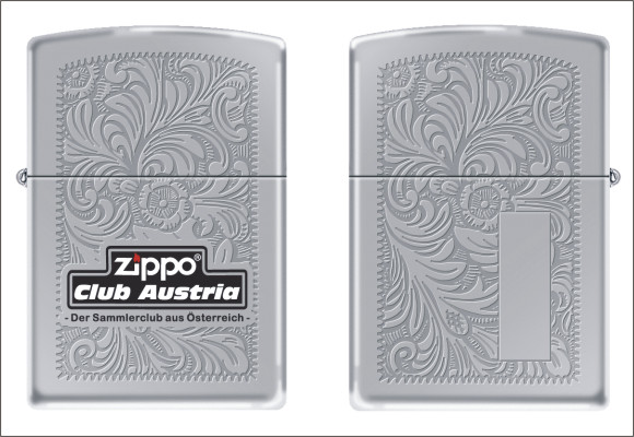 Zippo Club Austria  -  Everyday Lighter 2011