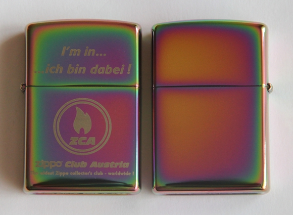 Zippo Club Austria - Everyday Lighter 2015