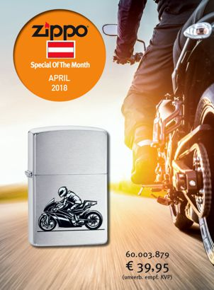 Zippo Special Of The Month
